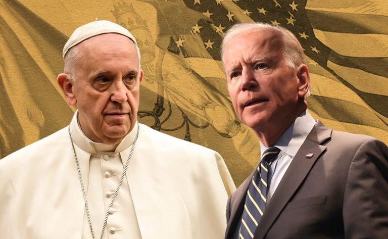 President Biden vs Pope Francis